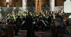 A Canticum Novum Vegyeskar Húsvéti Koncertje