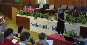 Születéstől felnőttkorig konferencia